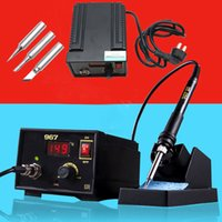 Wholesale 220 volt Taiwan LCD repair welding electric iron unsolder patch