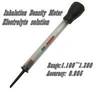 Wholesale Electrolyte density meter hydrometer density meter inhaled