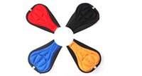Wholesale Best price New Cycling Bicycle Bike Silicone Saddle Seat Cover Silica Gel Cushion Soft Pad