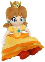 baby gifts daisies - Super Mario Bros Princess Daisy Soft Plush Doll Toy For Kids Baby Gift
