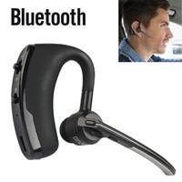 al por mayor controladores de samsung-Auriculares estéreo Bluetooth inalámbricos de manos libres de la nueva leyenda del explorador V8 Auriculares Bluetooth sin manos del auricular del coche Auriculares sin manos del bluetooth