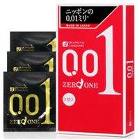 Wholesale Okamoto mm Condom carton natural latex drop shipping