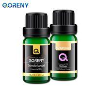 Wholesale Sandalwood essential oil ML Vetiver essential oil ML
