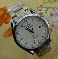 best free dates - 2017 fashion men watches steel belt calendar watch quartz watch men best price
