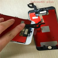Wholesale AAA quality for Iphone Splus LCD display with touch screen factory outlet cheap price DHL shipping Free