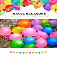 Pearl best pool party - 2017 Best selling Summer Mixed Color Water Balloons Small Balloons Party toys for Swimming Pool for Kids Beach Toys Water filled Balloon