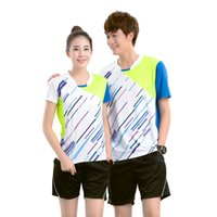 badminton skirt - Hot new tennis badminton shirt shorts skirts men women breathable quick dry leisure summer sports clothing