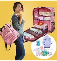 baby strollers discount - Discount Diaper Bag For Mom New Design Nappy Bag Durable Baby Bags For Stroller Baby Changing Bag