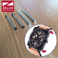 bell parts - pieces set mm inner Hexagon watch screw tube screw bar rod for Bell ross AVIATION BR skull mm watch BR AIRBORNE