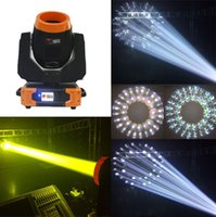 Wholesale NJ B230C Hot sell Newest w beam moving head light in1 beam wash gobos With prism Touch and press Shappy light dj lighting