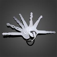 auto jigglers - Locksmith tool lock pick Jigglers for Double Sided Lock OLD Version Auto Jigglers S051