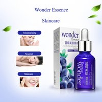 Wholesale Beauty Face Blueberry Essence Acid Skin Care Facial Liquid Whitening Moisturizing Shrink Pores Anti wrinkle Elite Fluid Cream