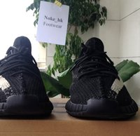 Wholesale Updated Boost V2 Confirmed Kanye West Sply Boost Running Shoes Beluge Black White Red Pirate Black Turtle Dove Moonrock Tan