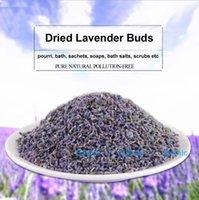 Wholesale Dried Lavender Buds Used In Pot Pourri Bath Sachets Soaps Bath Salts Scrubs Tea
