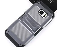 best case cooling - best selling Cool Military Impact Rugged Hybrid Case For Samsung Galaxy S7 EDGE Kickstand Hard Back Cover case new arrival
