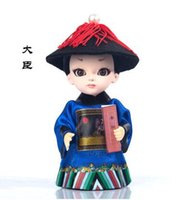 angels mailings gift - new Beijing yun to people Peking Opera folk arts and crafts gift package mail doll to go abroad to send foreigners characteristics dong