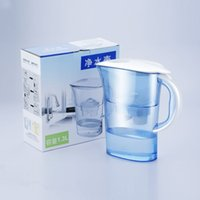 Wholesale VIP DHL ONLY Alkaline Water Pitcher Ionizer By Invigorated Water L Filtered Water Purifier Machin IN STOCK