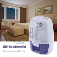 bathroom air dryer - Hot Sale Portable Mini Dehumidifier W Electric Quiet Air Dryer V V Compatible Air Dehumidifier for Home Bathroom