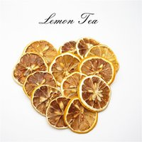 Wholesale 50g Premium natural Freeze dried lemon tea honey lemon dried lemon fruit tea Vitamins Whitening slimming lose weigt