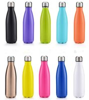 Wholesale Swell Large Stainless Steel Bottle Swell Mug Vacuum Flask Cup Metal Sports Water Bottle Camping ml Colors Xmas Gift