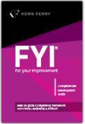 Wholesale FYI For Your Improvement Competencies Development Guide th Edition