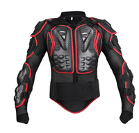 Wholesale SULAITE Motorcycle Full Body Armor Jacket spine chest protection gear Motocross Motos Protector Motorcycle Jacket