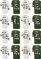 bay gold - 2017 Gold Collection Green Bay Men s Starr Rodgers Favre Ha Ha Clinton Dix Randall Cobb Adams Eddie Lacy Matthews
