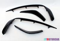 amg front bumper - Front Lip Splitter Air Knife GLA CLASS X156 Frond Bumper Spoiler For Benz