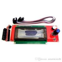Wholesale LCD Display Controller Adapter Mendel Smart Reprap Ramps1 D Printer B00116 JUST