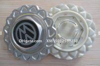 Wholesale car Styling mm car wheel center cap hub cap cover For Volkswagen Logo badge emblems Car styling