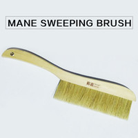 Wholesale The bristle and mixture The bed and clothes cleaning brush Solid wood brush