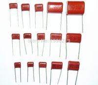 ac kit bags - CBB Capacitor Assorted Kit Sample bag ValuesX5PCS V V V to No Polarity AC Capacitor