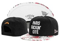H45267101 # Nouveaux diamants d'approvisionnement Cayler Sons Enfants NY lettre casquette de baseball hommes Bones Snapback Hip Hop mode chapeau plat
