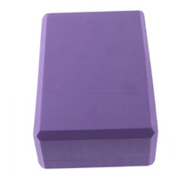 Wholesale Hot Selling PC cm Practice Fitness Gym Sport Tool Yoga Block Brick Foaming Foam Home Exercise