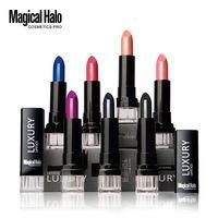 Wholesale Magical Halo Moisturizer Matte Lip Gloss Lipstick Long Lasting Lip Gloss Waterproof Lipgoss Various Tint Makeup colors