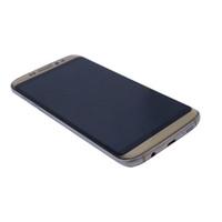 Pantallas digitales Baratos-Goofón S8 Pantalla curvada MTK6580 cuádruple núcleo 5.5 pulgadas Android 5.0 1G 8G mostrar 64GB falso 4G lte clon celular