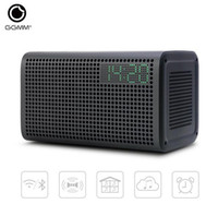 audio theatres - GGMM E3 WiFi Wireless Bluetooth Speaker Audio Music Home Theatre Stereo System Computer Speakers with LED Alarm Loudspeakers