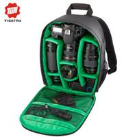 Wholesale Tigernu Camera Dslr Bag Waterproof New Pattern DSLR Camera Bag Backpack Video Photo Bags for Camera d7100