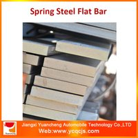 Wholesale China Factory Suppy Hot Rolled Spring Steel Flat Bar