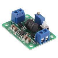al por mayor la corriente continua 18v-DC-DC Voltaje ajustable Abajo Módulo de alimentación LM2596 4.75-24V a 0.93-18V
