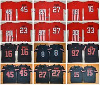 Wholesale Youth Ohio State Buckeyes ncaa Nick Bosa Pete Johnson Raekwon McMillan Custom College Elite Football Jerseys for kids youth