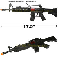 assault rifle models - 17 quot CAR CARBINE M TOY ASSAULT RIFLE KID BOY MACHINE RAT TAT TAT GUN SOUND