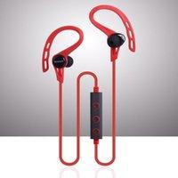 Bluetooth Headset ad brown - AD Bluetooth Earphones Sport Stereo V4 CSR Chips Wireless Ear Hook Headset Bluetooth Headphone for Smart Phone