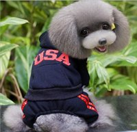 Wholesale small dog sweater hooded clothes pet clothes fleece apparel costume cute dog tracksuit pet clothing for dog Cardigan pants PD003