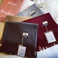 acne fashion - Acne cos scarf spring and autumn wool cashmere lovers women large cape scarf