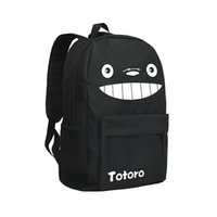 anime school bags and backpacks - Japanese Anime Totoro Backpack Oxford School Bag Teenager Knaspsack Cute My Neighbour Totoro Backpacks for Children Boys and Girls Mochila