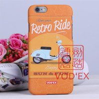 apple sunshine - Vodex cases hot sunshine electric car Apple water paste mobile phone shell embossed D feel iPhone7 p p