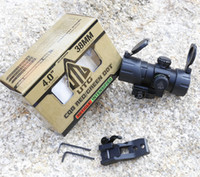 Wholesale UTG quot ITA Red Green CQB Dot with QD Mount Riser Adaptor SCP DS3840W