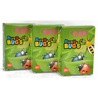 assorted band aids - 60PCS Boxes Busy Bugs Assorted Cartoon Adhesive Bandages Hemostasis Band Aids