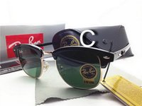 Wholesale Hot Selling ray sunglasses new Men s Woman s Glasses The pilot ban WAYFARER Sunglasses rb